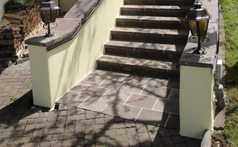 Treppensarnierung Westendorf
